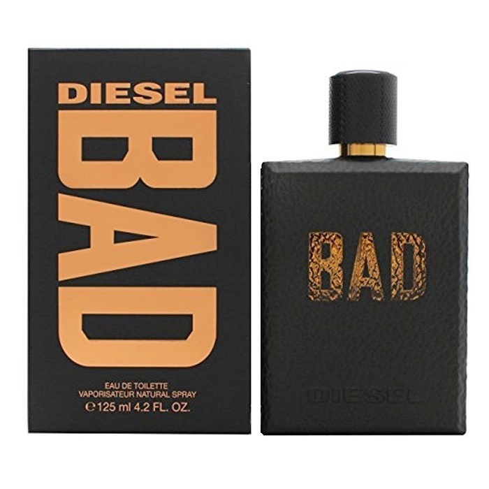 Diesel Bad Cologne by Diesel 4.2oz Eau De Toilette spray for men