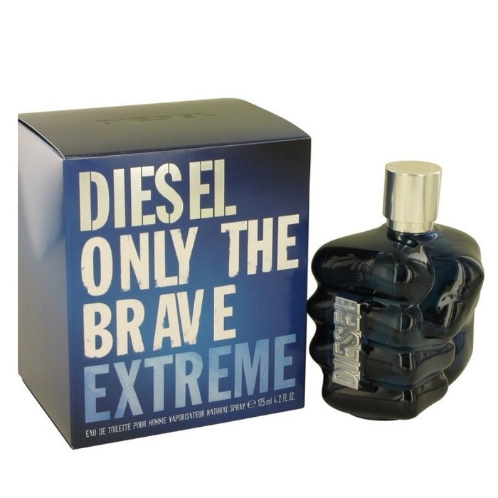 Diesel Only The Brave Extreme Cologne by Diesel 4.2oz Eau De Toilette spray for men