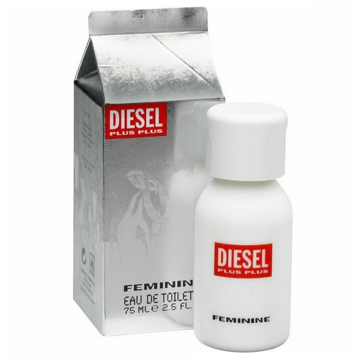 Diesel Plus Plus Perfume by Diesel 2.5oz Eau De Toilette Spray for women