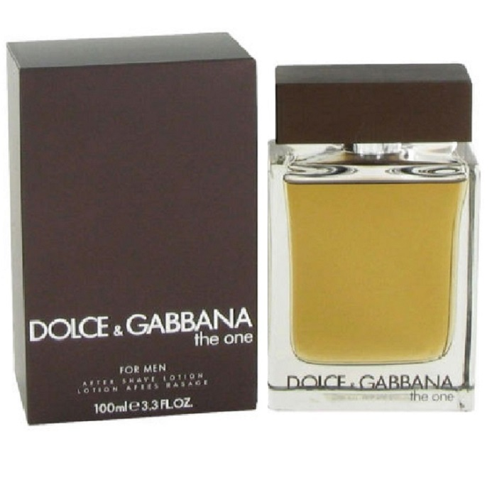 Dolce & Gabbana The One After Shave Lotion (liquid) by Dolce & Gabbana 3.4oz for Men