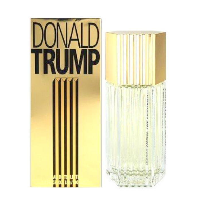 Donald Trump Cologne by Donald Trump 3.4oz Eau De Toilette spray for men