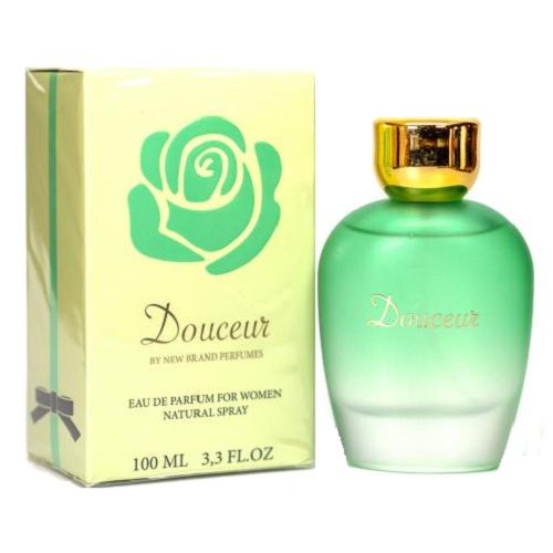 Douceur Perfume by New Brand 3.3oz Eau De Parfum spray for women
