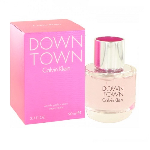 Downtown Perfume by Calvin Klein 3.0oz Eau De Parfum spray for Women