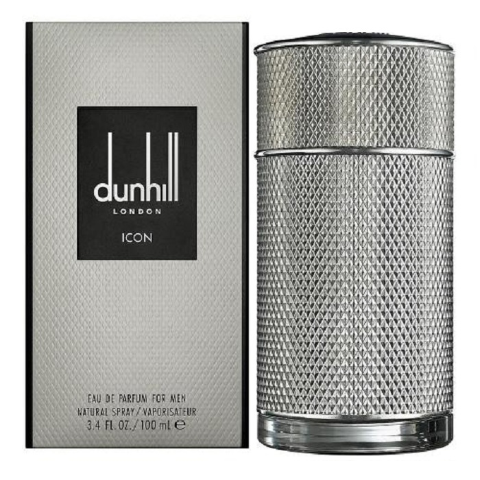 Dunhill Icon Cologne by Alfred Dunhil 3.4oz Eau De Parfum Spray for men