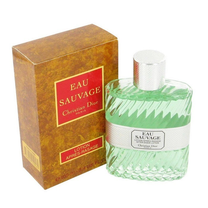 Eau Sauvage After Shave Lotion by Christian Dior 3.4oz for men