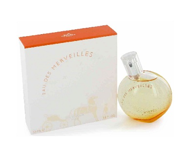 Eau des Merveilles Perfume by Hermes 1.7oz Eau De Toilette spray for Women