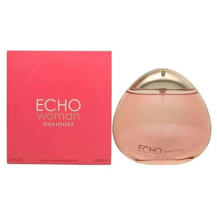 Echo Perfume by Davidoff 3.4oz Eau De Parfum Spray for women