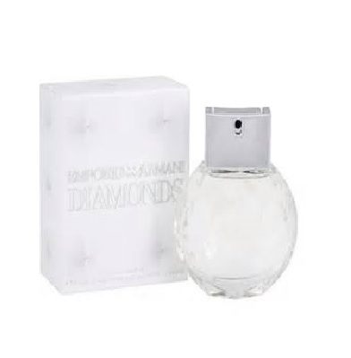 Emporio Armani Diamonds Perfume by Giorgio Armani 3.4oz Eau De Toilette Spray for women