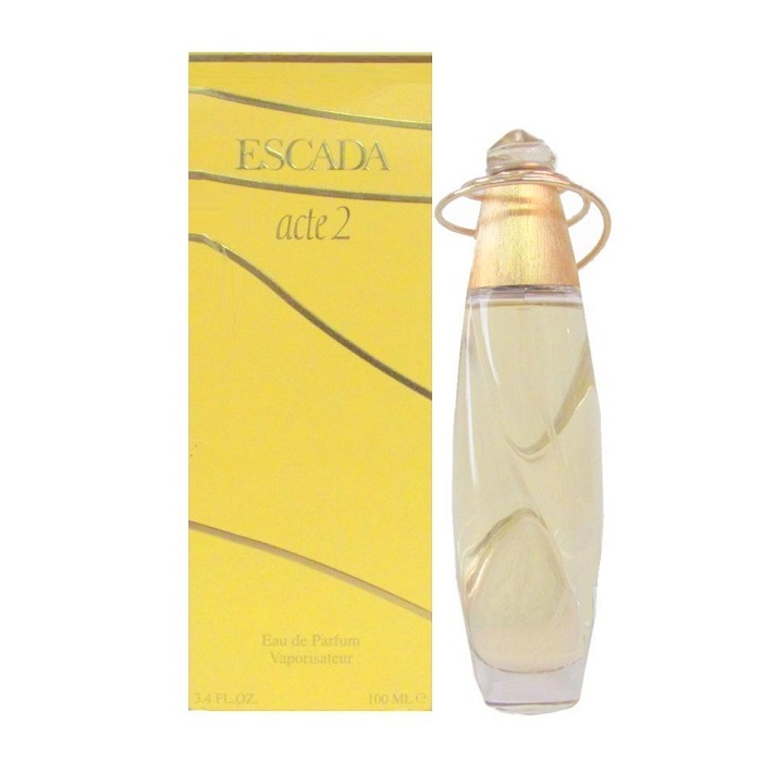Escada Acte 2 Perfume by Escada 3.4oz Eau De Toilette spray for Women