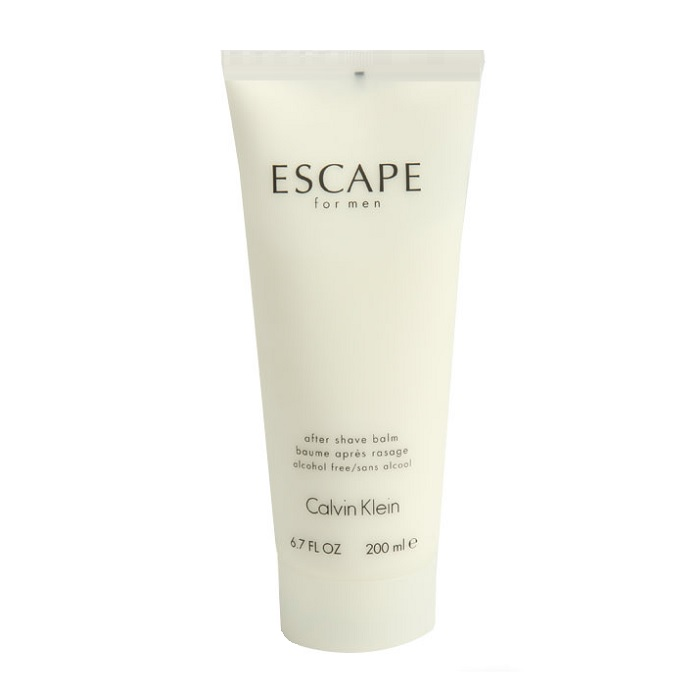 Escape After Shave Balm by Calvin Klein 6.7oz for men (unbox)