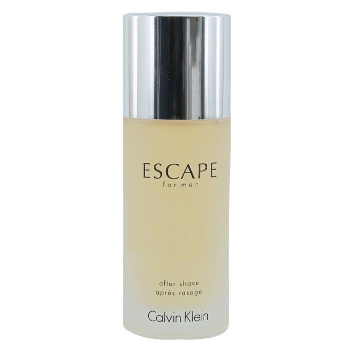 Escape After Shave Lotion (liquid) by Calvin Klein 3.4oz for men (unbox)