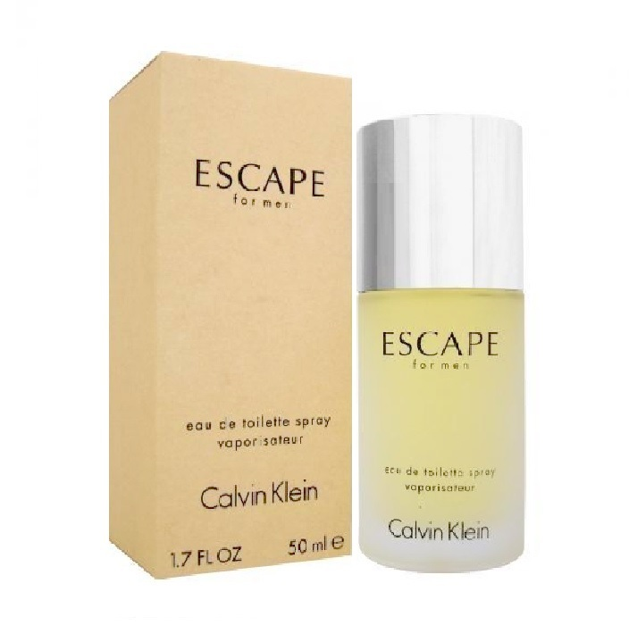 Escape Cologne by Calvin Klein 1.7oz Eau De Toilette spray for men