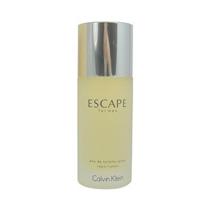 Escape Unbox Cologne by Calvin Klein 3.4oz Eau De Toilette spray for men