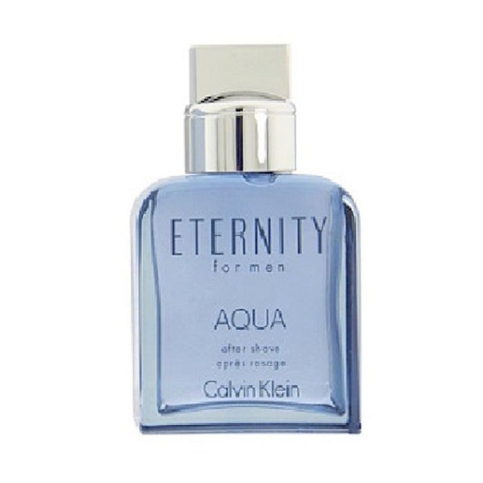 Eternity Aqua After Shave Lotion by Calvin Klein 3.4oz for men (Unbox)