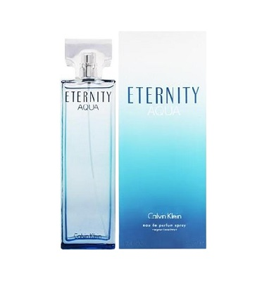 Eternity Aqua Perfume by Calvin Klein 1.7oz Eau De Parfum spray for Women