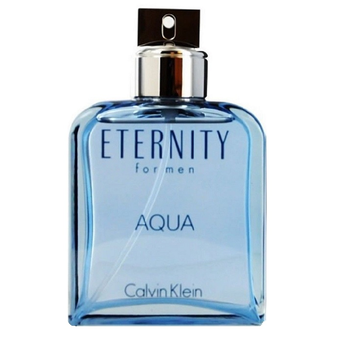 Eternity Aqua Unbox Cologne by Calvin Klein 3.4oz Eau De Toilette Spray for men