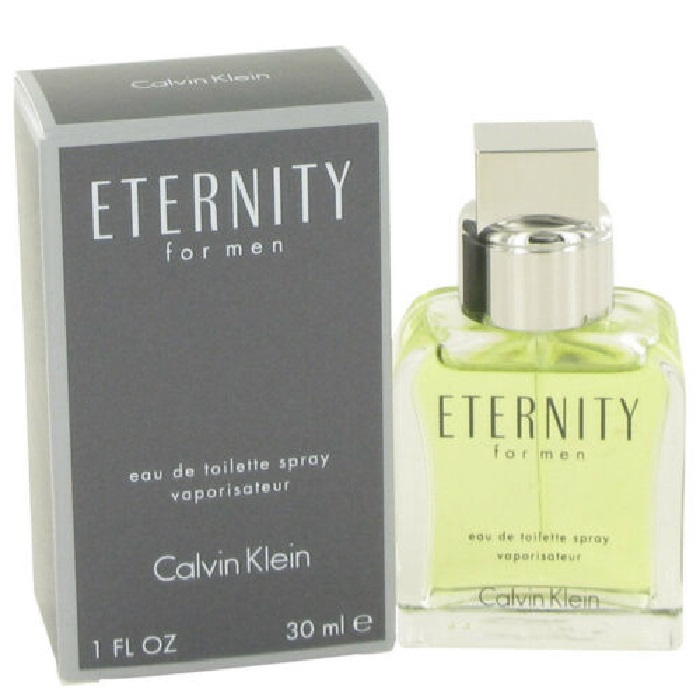 Eternity Cologne by Calvin Klein 1.0oz Eau De Toilette Spray for men