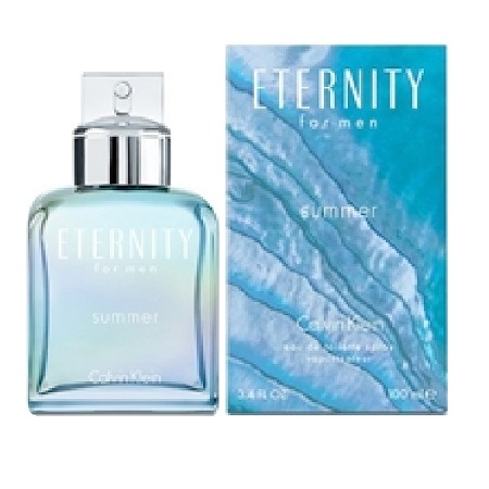 Eternity Summer 2013 by Calvin Klein 3.4oz Eau De Toilette spray for men