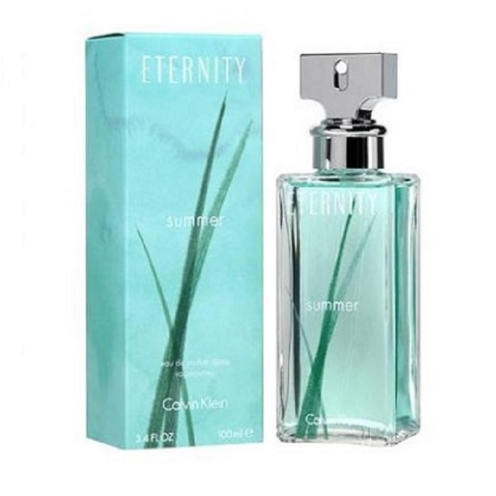 Eternity Summer Perfume by Calvin Klein 3.4oz Eau De Parfum spray for Women