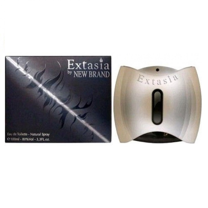 New Brand Extasia Cologne by New Brand 3.3oz Eau De Toilette spray for men