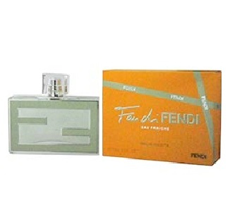 Fan Di Fendi Eau Fraiche Perfume by Fendi 2.5oz Eau De Toilette spray for Women