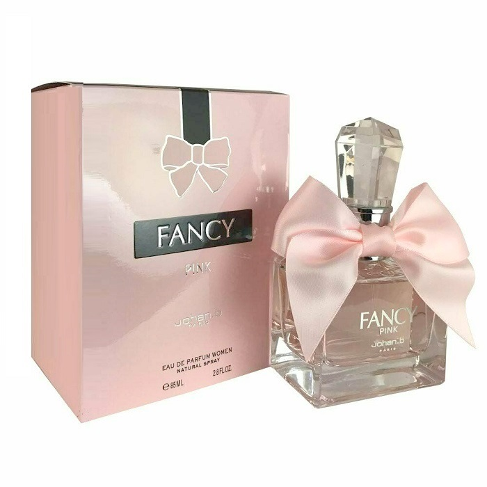 Fancy Pink Perfume by Johan B. 2.8oz Eau De Parfum Spray for women