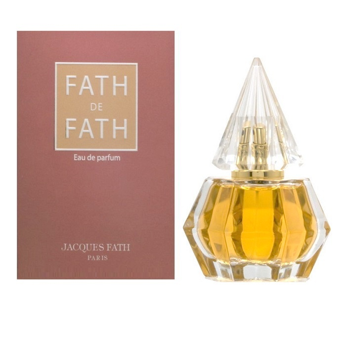 Fath De Fath Perfume by Jacques Fath 3.3oz Eau De Parfum spray for women