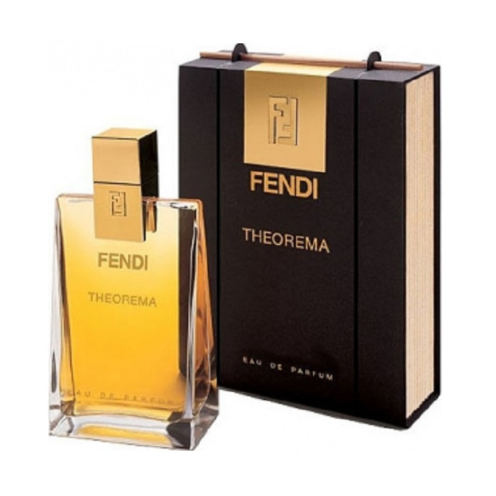 Fendi Theorema Perfume by Fendi 3.4oz Eau De Parfum spray for Women
