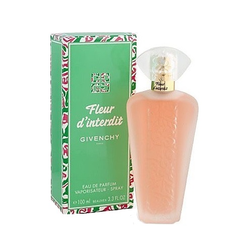 Fleur d'interdit Perfume by Givenchy 3.3oz Eau De Parfum spray for women