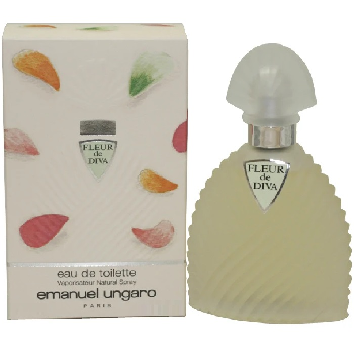 Fleur de Diva Perfume by Ungaro 3.4oz Eau De Toilette Spray for women