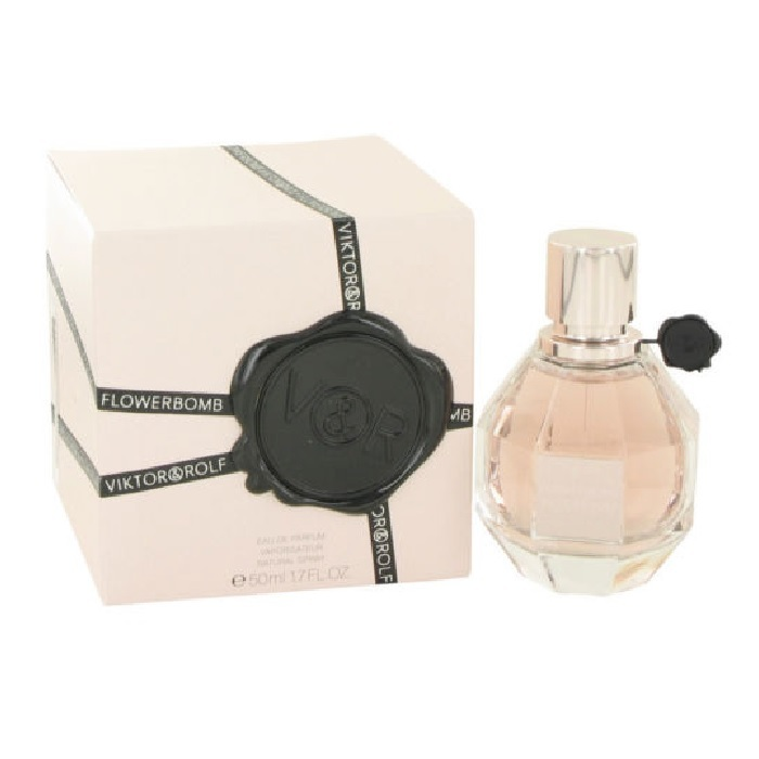 Flowerbomb Perfume by Viktor & Rolf 1.7oz Eau De Parfum spray for Women