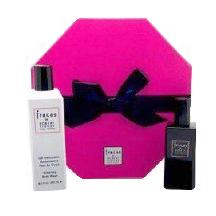 Fracas Perfume Gift Set for women - 3.4oz Eau De Parfum spray, & 8.5oz Silkening Body Wash