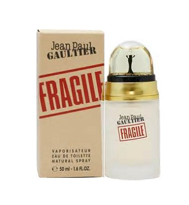 Fragile Perfume by Jean Paul Gaultier 3.4oz Eau De Toilette spray for Women