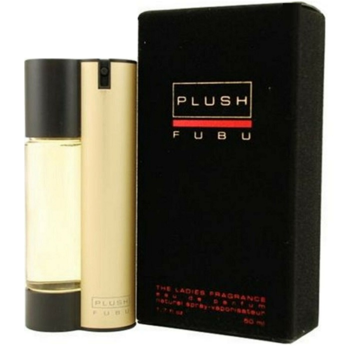 Fubu Plush Perfume by Fubu 1.7oz Eau De Parfum Spray for women