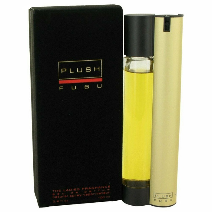 Fubu Plush Perfume by Fubu 3.4oz Eau De Parfum Spray for women