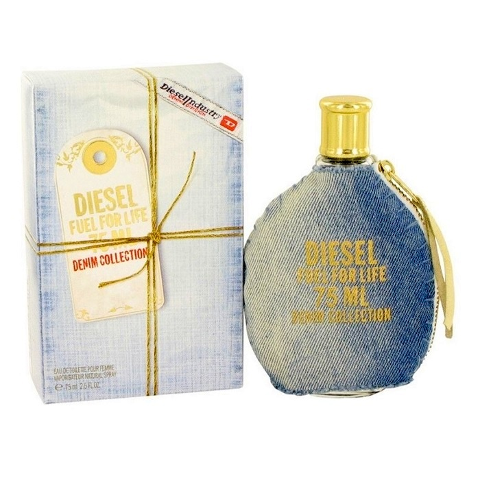 Fuel For Life Denim Perfume by Diesel 2.5oz Eau De Toilette spray (Unisex)