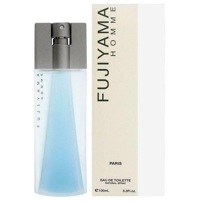 Fujiyama Cologne by Succes de Paris 3.4oz Eau De Toilette Spray for men