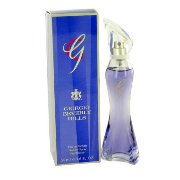 G Perfume by Giorgio Beverly Hills 1.6oz Eau De Parfum spray for Women