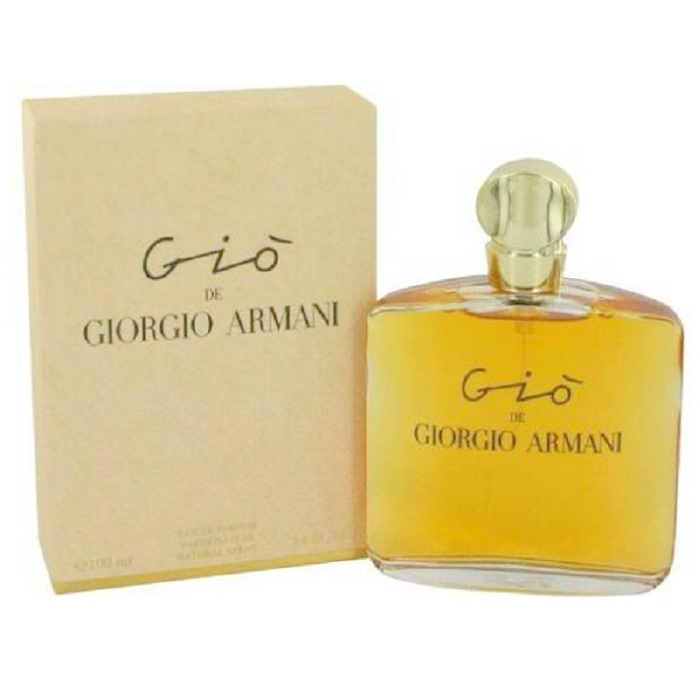 Gio Perfume by Giorgio Armani 3.4oz Eau De Parfum spray for Women
