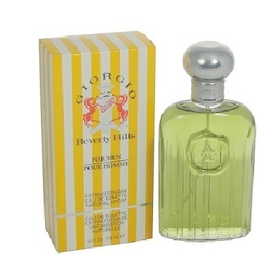 Giorgio Cologne by Giorgio Beverly Hills 4.0oz Eau De Toilette spray for men