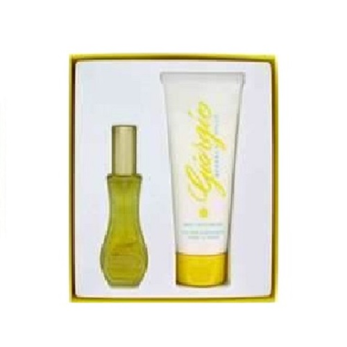 Giorgio Perfume for Women Gift Set - 1.6oz Eau De Toilette spray & 6.7oz Body Moisturizer