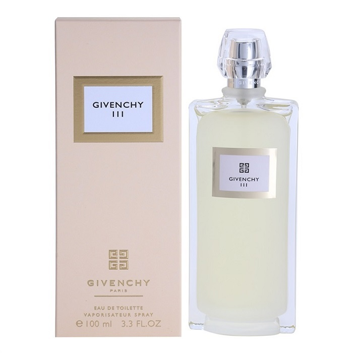 Givenchy III Perfume by Givenchy 3.3oz Eau De Toilette spray for women