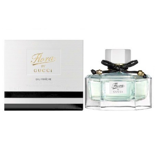 Gucci Flora Eau Fraiche Perfume by Gucci 2.5oz Eau De Toilette spray for women