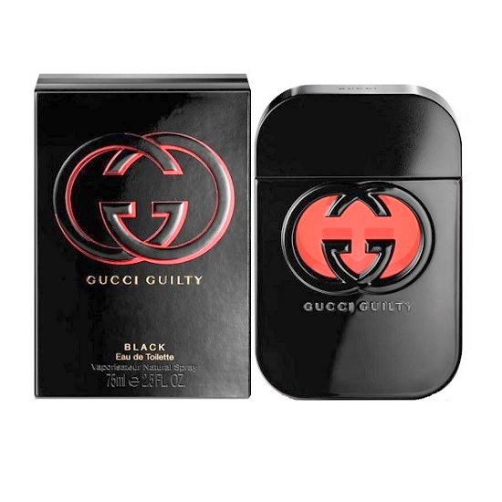 Gucci Guilty Black Perfume by Gucci 1.7oz Eau De Toilette spray for Women
