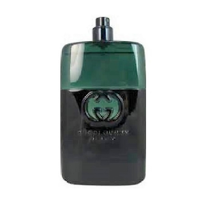 Gucci Guilty Black Tester Cologne by Gucci 3.0oz Eau De Toilette spray for men