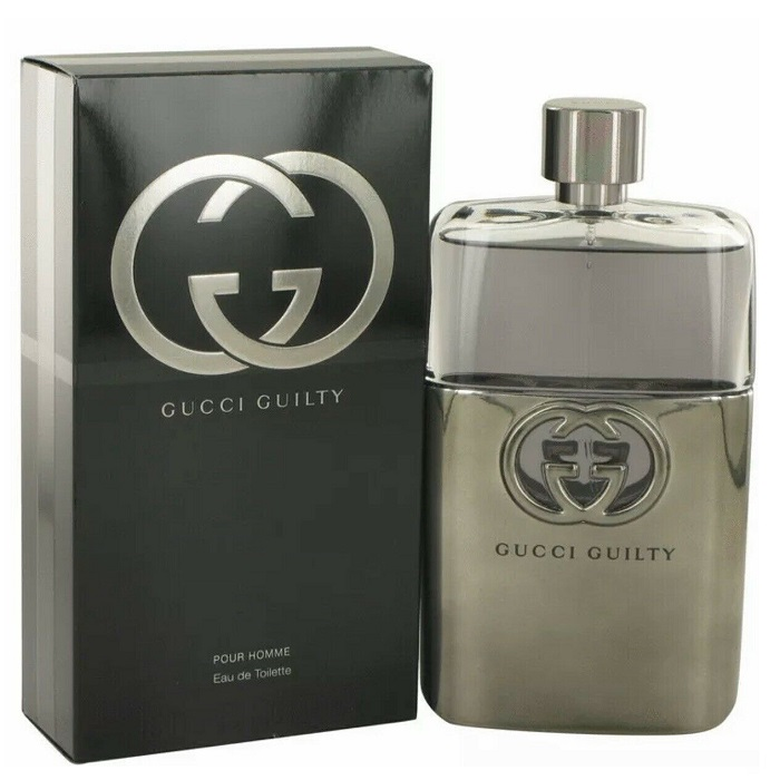 Gucci Guilty Cologne by Gucci 5.0oz Eau De Toilette Spray for men
