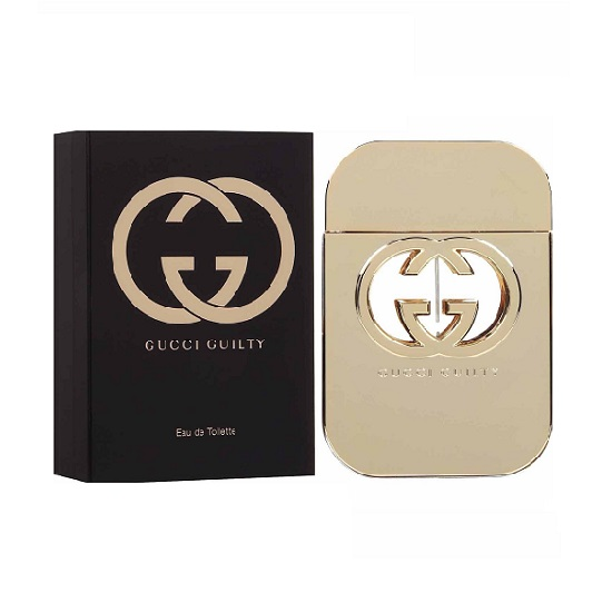 Gucci Guilty Perfume by Gucci 2.5oz Eau De Toilette spray for women