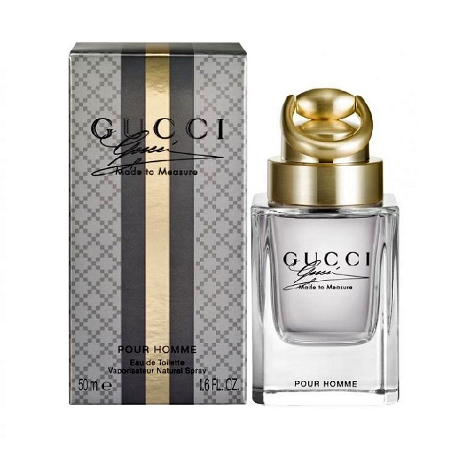 Gucci Made To Measure Cologne by Gucci 1.6oz Eau De Toilette spray for men
