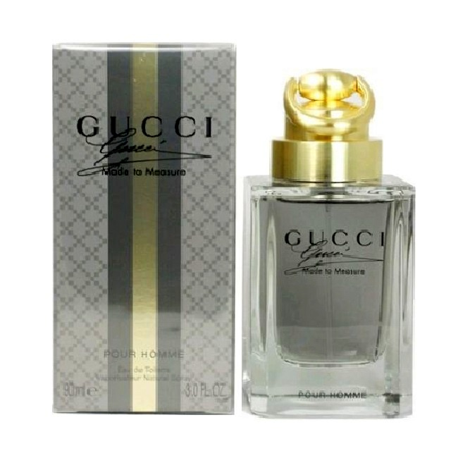 Gucci Made To Measure Cologne by Gucci 3.0oz Eau De Toilette spray for men