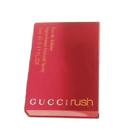 Gucci Rush Perfume by Gucci 1.7oz Eau De Toilette spray for women